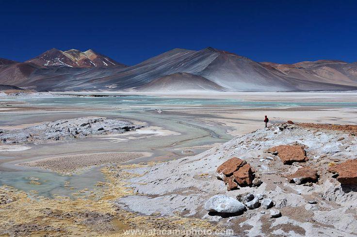 Photos of Atacama Desert Lagoons