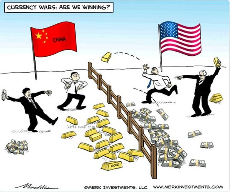 MONETARY MAYHEM retweeted:  			  			   				@Smaulgld @MarkTOByrne Gold-backed yuan and ruble vs paper dollar... who wins that battle? China plays the long game you should too. Got #Gold #Silver yet?#Sober Lookchinafinisgold#April 27 2017 at 11:48PM#via-IF