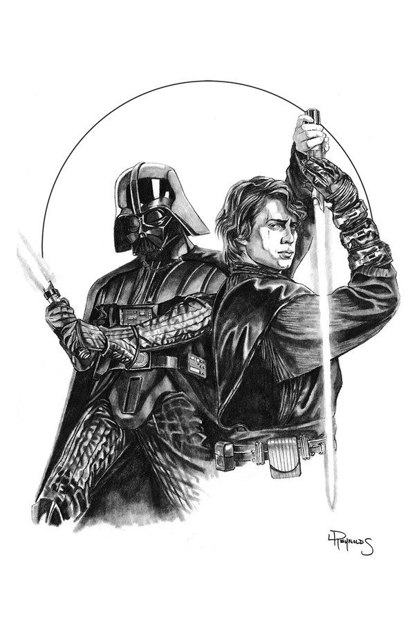 """""""Just one mistake, is all it will take.. To go down in history.""""  Anakin Skywalker/Darth Vader - Star Wars - Lawrence Reynolds"""
