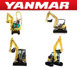 Price List Yanmar Excavators / Daftar Harga Yanmar Excavators, harga baru ataupun harga bekas dan info kredit.