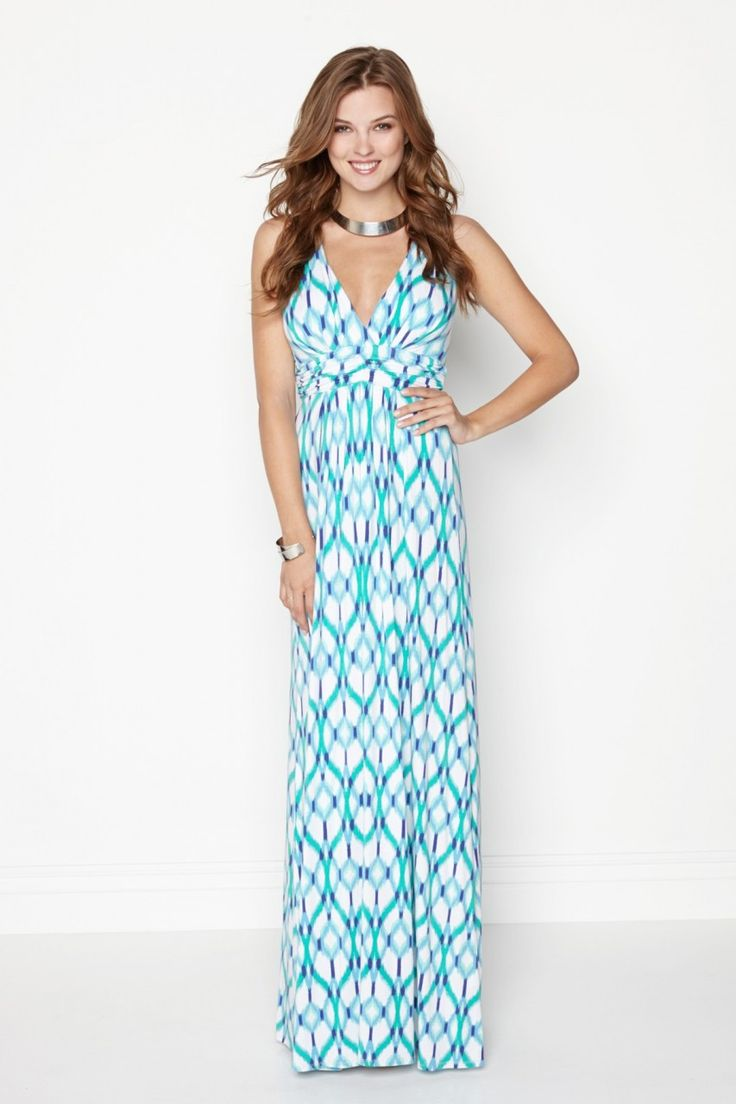 Top Summer Maxi Dresses For The Greatest Appearance : Tart Dresses Tart Clothing Tart Collections Adrianna Maxi Dress