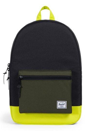 2c4530ec17d HERSCHEL SUPPLY CO. SETTLEMENT BACKPACK - GREY.  herschelsupplyco.  bags   backpacks