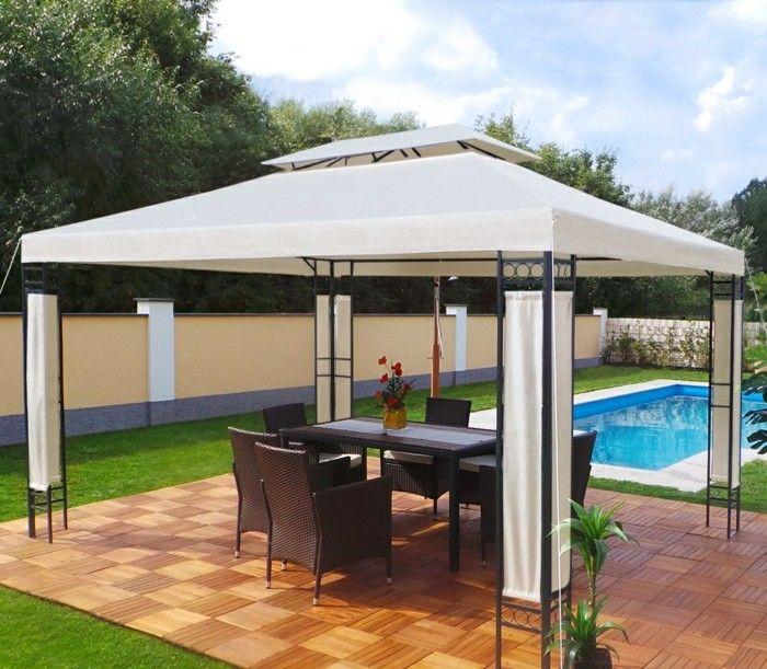 17 best ideas about pavillon 3x4m on pinterest. Black Bedroom Furniture Sets. Home Design Ideas