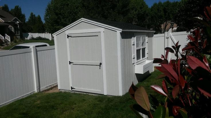 Saint George sheds Builders has the most affordable storage units in St. George, Utah. We build custom, quality sheds that will exceed your desires.Contact us today.