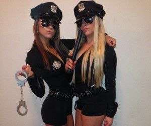 Sexy cops costume!                                                                                                                                                                                 More
