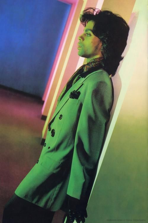 Prince — lovesexy tourbook, page 22.
