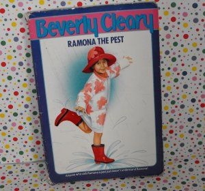 Lot 18 Ramona the Pest Beverly Cleary Teacher's Class Set 0-380-70954-6