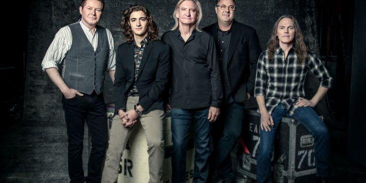 Eagles announce new tour dates after Glenn Frey's death #Entertainment_ #iNewsPhoto