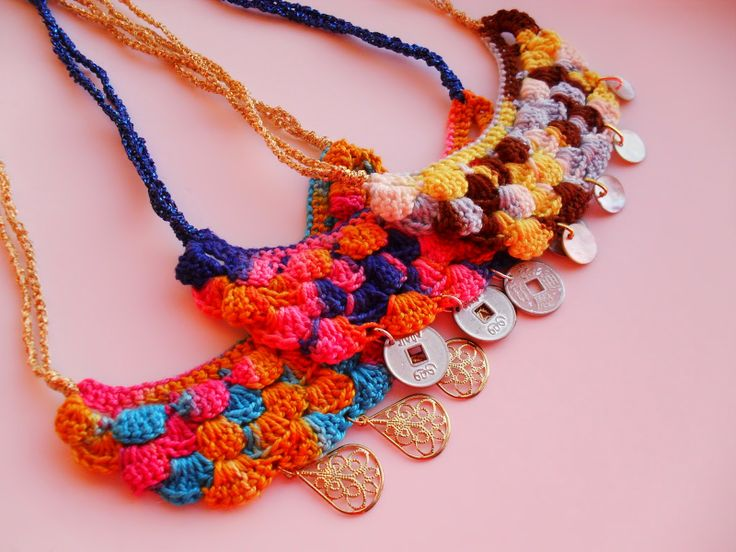 Novos colares para o Verão   Gipsy   Maparim