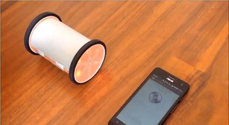 Arduino ile Ses Kontrollü Ollie Benzeri Araç Çalışması