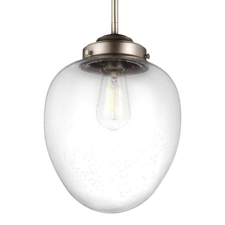 1 - Light Pendant : P1399SN   Lights Fantastic