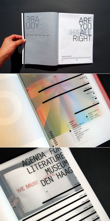 transparent layering