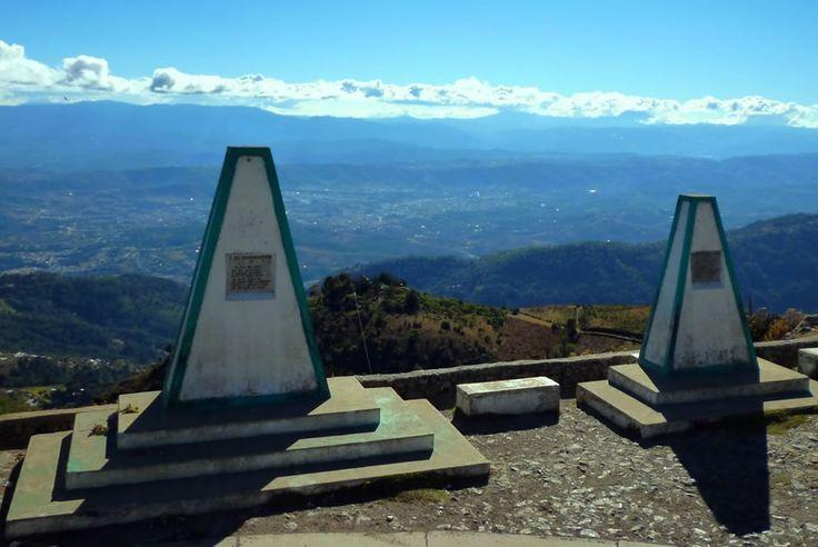 Mirador Juan Dieguez Olaverri Los Cuchumatanes, huehuetenango