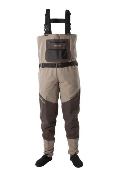 Prestige ST Stockingfoot Chest Waders  The same features as the Zip-front model, but in a standard chest style. This model offers the very best value for money of any breathable wader on the market.