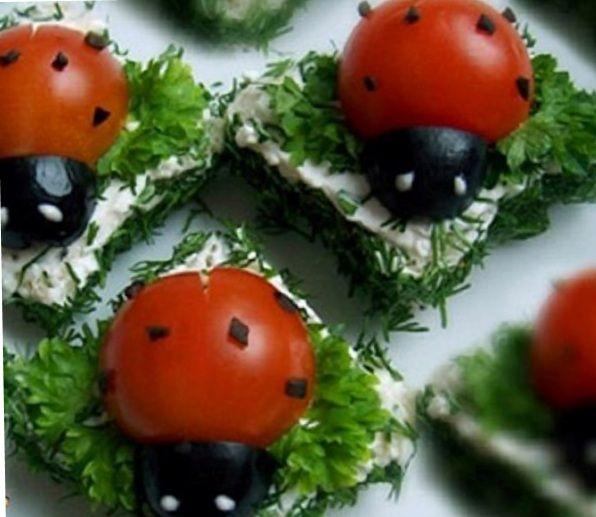 sandwiches-ladybug