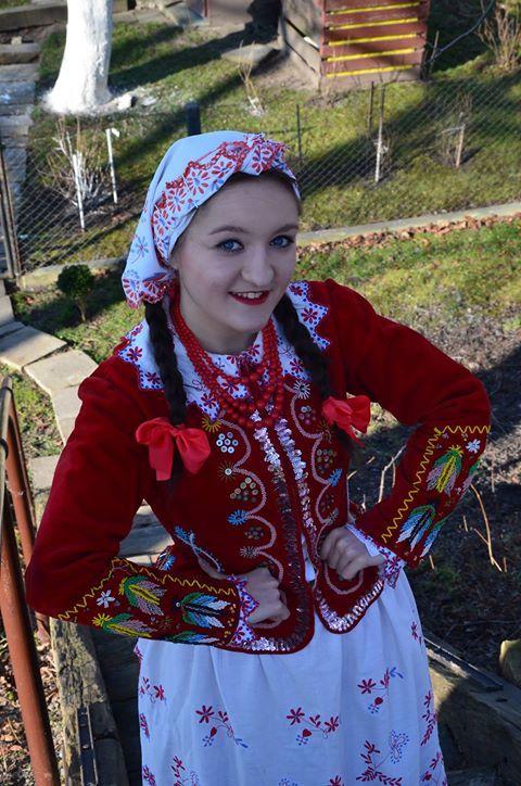 Polish folklor ZPiT Pyrzyce Rzeszów Region