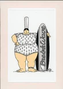 Les bigoudenes font du surf!!!