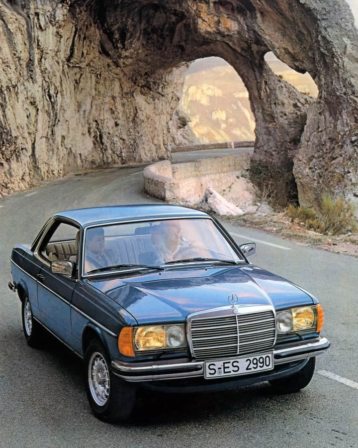 1984 Mercedes Benz 280ce