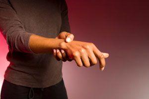 Nerve Damage in Arm
