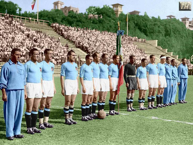 Italia en 1934
