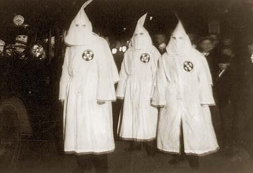 The Ku Klux Klan was a organization that terrorized African Americans by beating them, threatening them, burning their houses or even killing them.