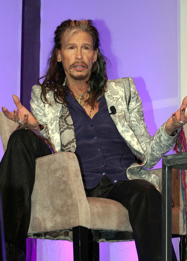 """Steven Tyler Wants Donald Trump to Stop Using """"Dream On"""" (copyright issue)"""