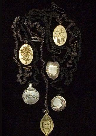 AESA necklaces