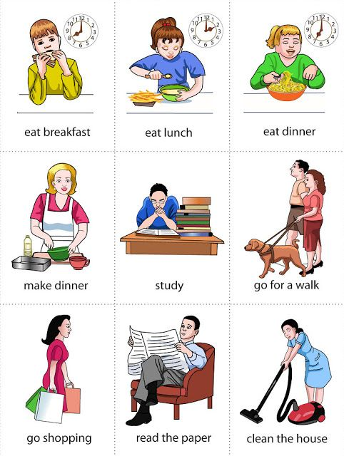 daily activities for kids - Google Search