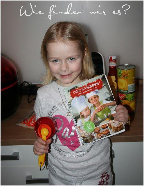 Wie finden wir es ???  : Klarstein Food Circus Küchenmaschine und die Kinde...