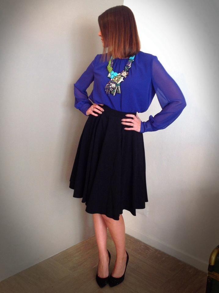 classico, fine ed elegante. Questo outfit lo potete trovare da 381Boutique a Modena in via Giardini 381