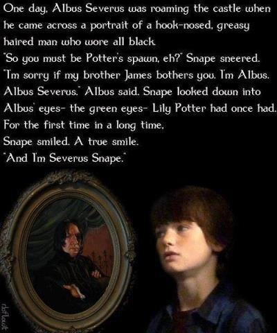 New head canon!: Books, Hogwarts, Severus Snape, Harry Potter Character, Fans Fiction, My Heart, Fanfiction, Albusseverus, Albus Severus Potter
