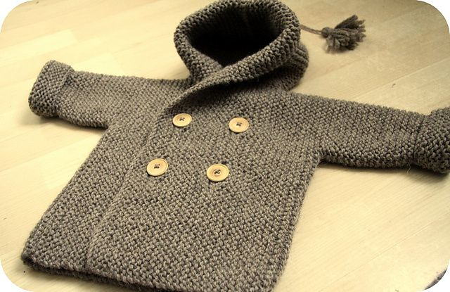 Ravelry: Lino's Coat pattern by Lili Comme Tout