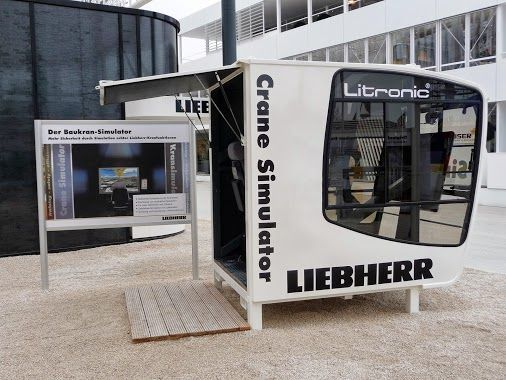 Tower Crane Fails : Liebherr the tower crane simulator