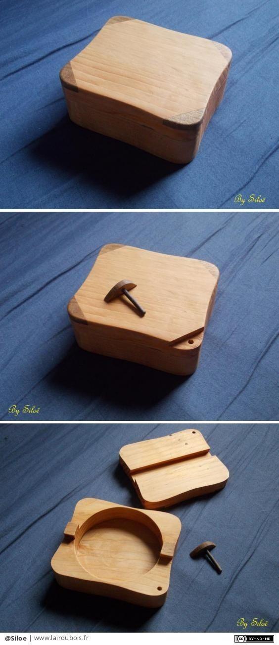 Une autre boîte décorative par Siloe - Une variant de l'autre boîte