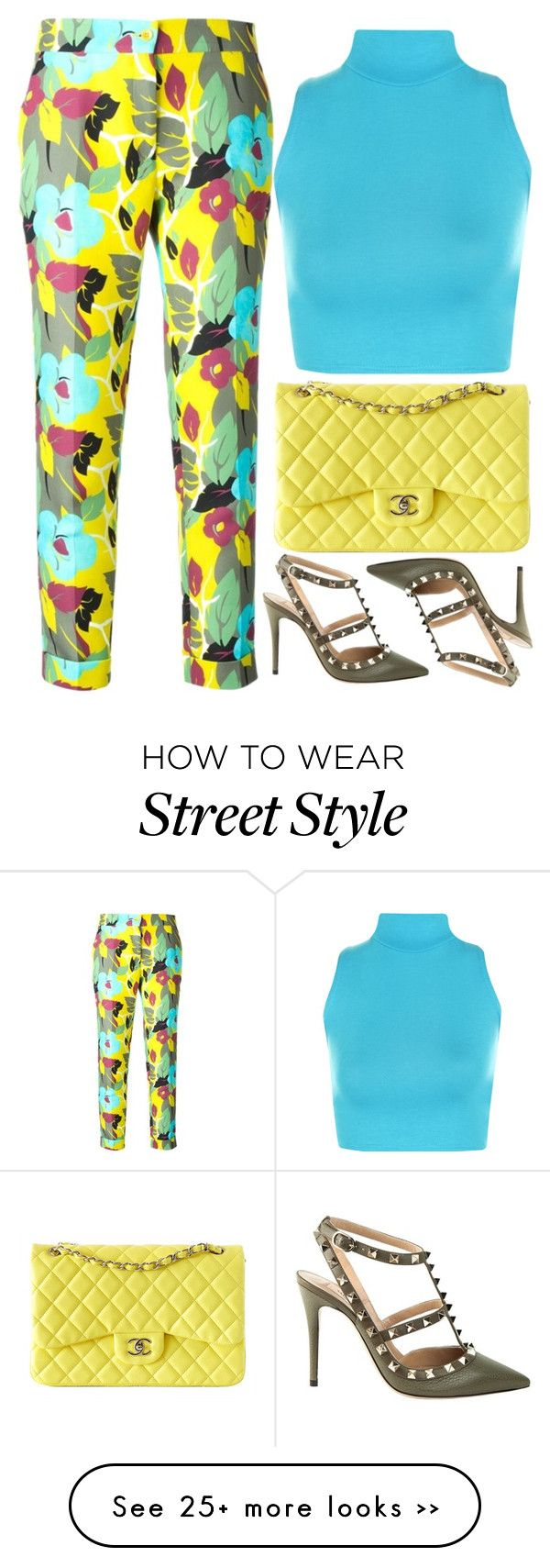 """street style"" by ecem1 on Polyvore"