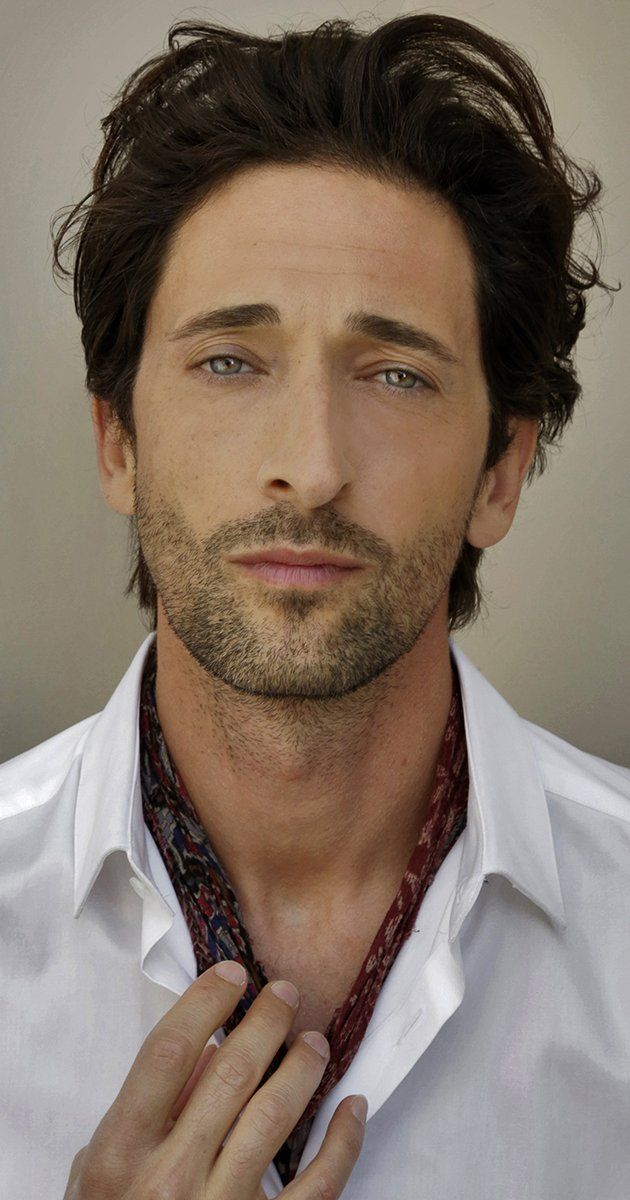 Adrien Brody ... maybe it's his eyes? His mouth? Just don't know ...
