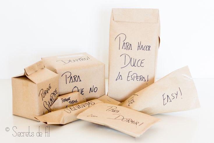 Kit de supervivencia para madres primerizas - Regalo by Secrets
