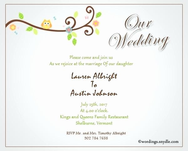 Casual Wedding Invitation Fresh Top Free Line Wedding Invitation Te In 2020 Wedding Invitation Wording Informal Informal Wedding Invitations Casual Wedding Invitations