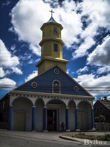 Iglesia Chonchi, Chiloé