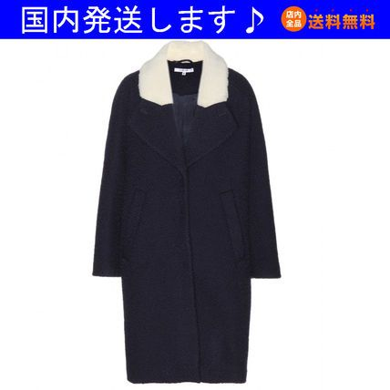 14秋☆日本未発売☆カーリー ウールコート★CARVEN カルヴェン