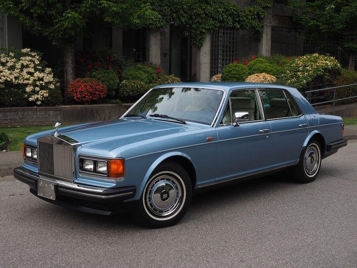 1991 Rolls Royce Silver Spirit II