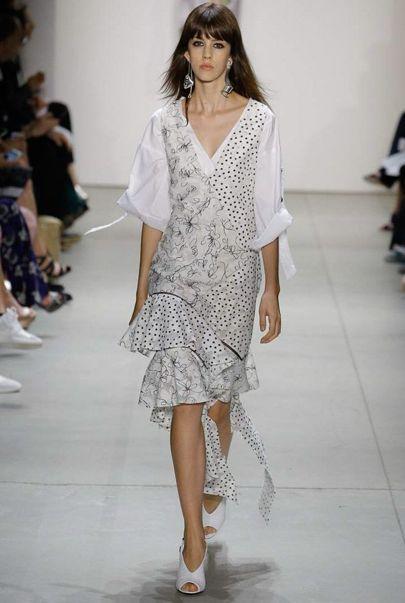 Suzy Menkes review of Altuzarra and Prabal Gurung SS17 NYFW shows | British Vogue