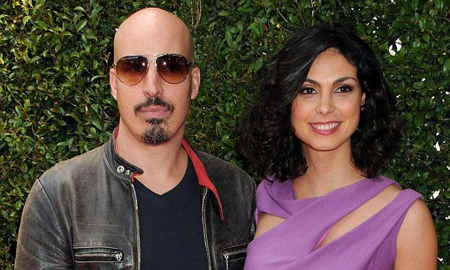 Homeland's Morena Baccarin's ex-husband 'demanding money in divorce'