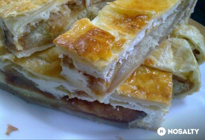 Almás-túrós Rumiszivitől