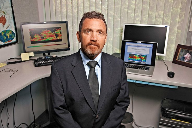 Q&A with Lawrence Livermore National Laboratory Scientist Ben Santer: A Lawrence Livermore National Laboratory scientist speaks out on the evidence of a warming planet—and the need for action. by Casey Cantrell