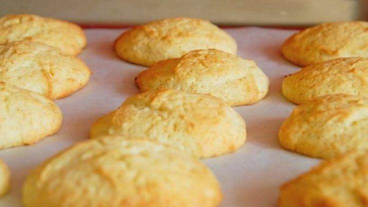 Низкокалорийное печенье из творога