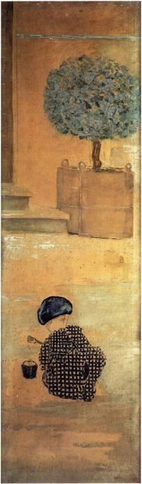 , huile sur toile de Pierre Bonnard (1867-1947, France) Plus