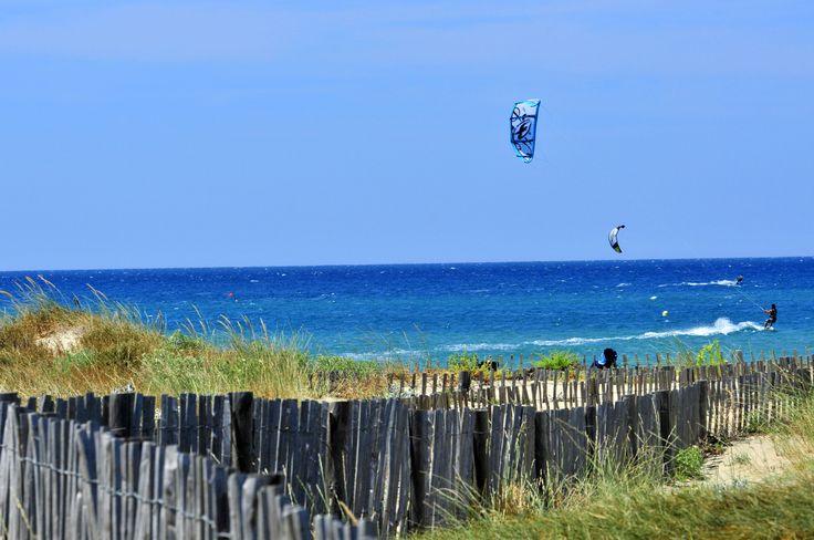 A proximité de la résidence, découvrez la Région et les plages de Port Barcarès.