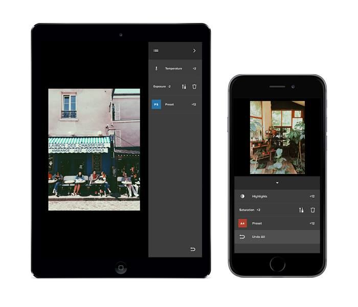How to use the new Edit History feature in VSCO Cam® 4.0 for iOS 8.