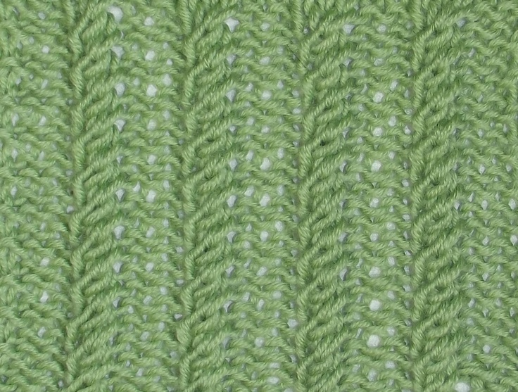 3 Stitch Twisted Rib is accomplished without the use of a cable needle.  Find it in the Cables & Twisted Stitches category.